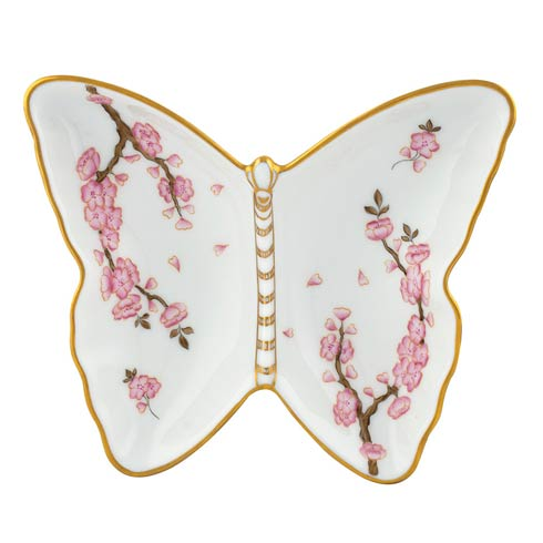 $395.00 Butterfly Dish
