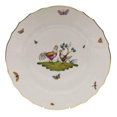 $175.00 Dinner Plate - Motif 01