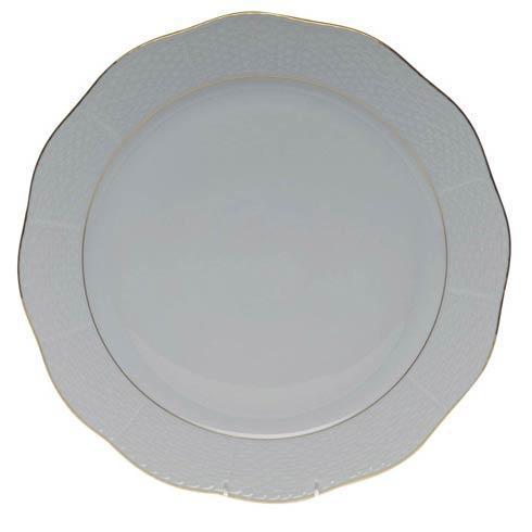 Herend  Golden Edge Round Platter $210.00