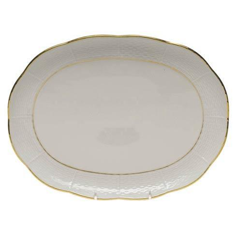 Herend  Golden Edge Tray $145.00
