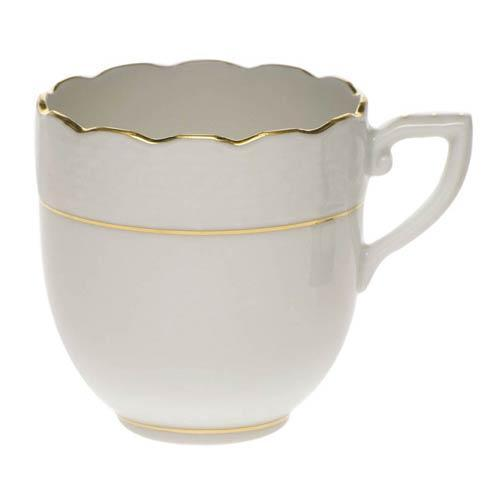 Herend  Golden Edge After Dinner Cup $75.00