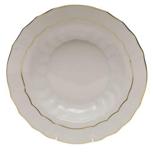 Herend  Golden Edge Rim Soup $75.00