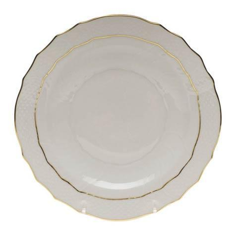 Herend Collections Golden Edge Salad Plate $60.00