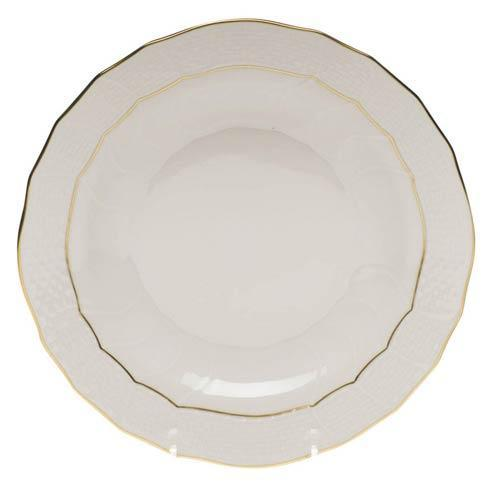 Herend  Golden Edge Dessert Plate $65.00