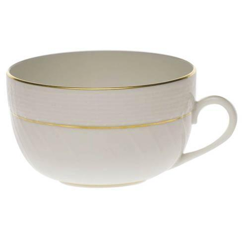 Herend  Golden Edge Canton Cup $55.00