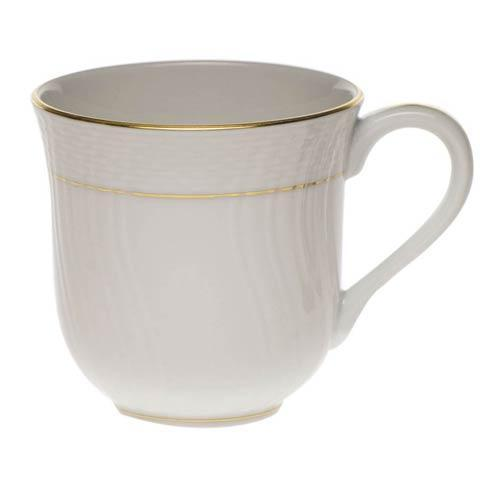Herend  Golden Edge Mug $70.00