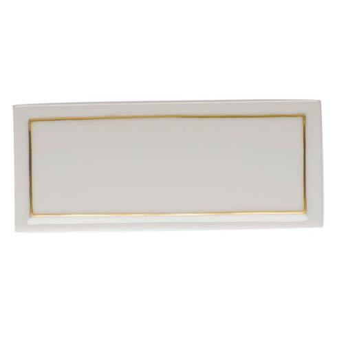 Herend  Golden Edge Place Card $20.00