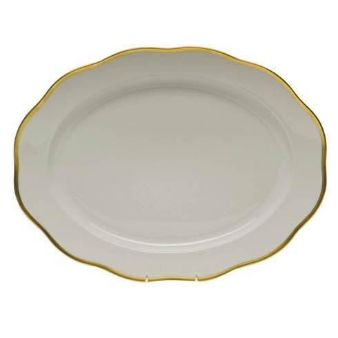 Herend  Gwendolyn Oval Platter $425.00