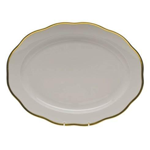 Herend  Gwendolyn Oval Platter $360.00