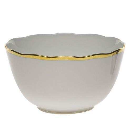 Herend  Gwendolyn Round Open Veg Bowl $135.00