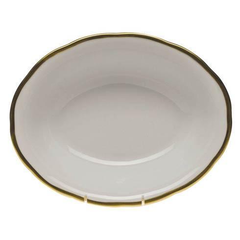 Herend  Gwendolyn Oval Veg Dish $175.00