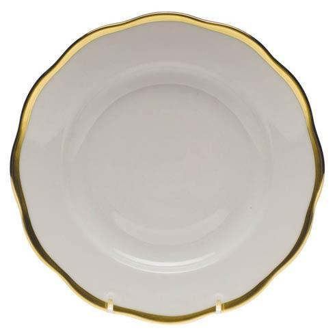 Herend  Gwendolyn Salad Plate $80.00