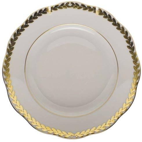 Herend  Golden Laurel Salad Plate $130.00