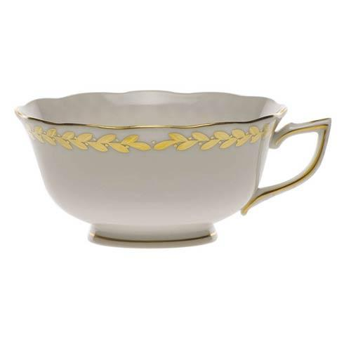 Herend  Golden Laurel Tea Cup $140.00