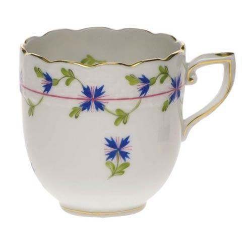 Herend  Blue Garland After Dinner Cup $80.00