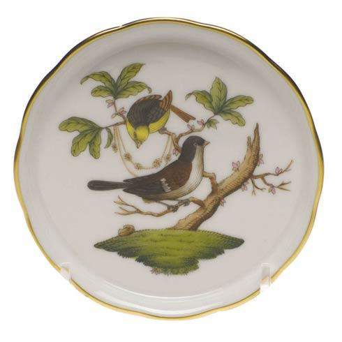Herend Collections Rothschild Bird Coaster - Motif 01 $65.00