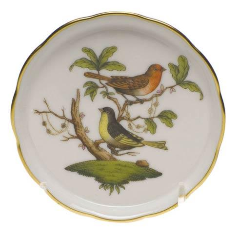 Herend Collections Rothschild Bird Coaster - Motif 03 $65.00