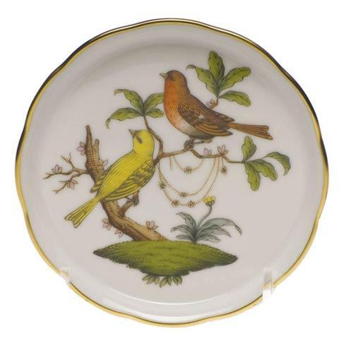 Herend Collections Rothschild Bird Coaster - Motif 06 $65.00