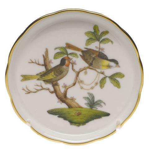 Herend Collections Rothschild Bird Coaster - Motif 11 $65.00