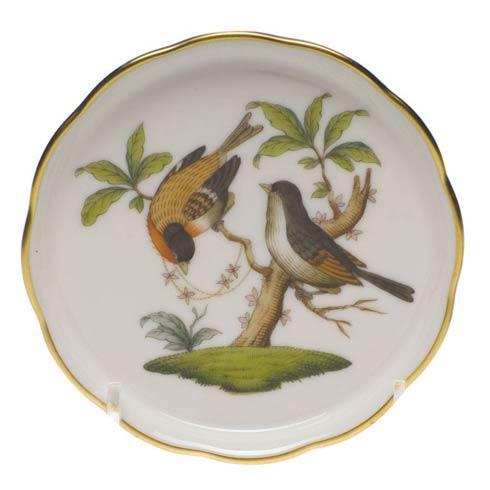 Herend Collections Rothschild Bird Coaster - Motif 12 $65.00