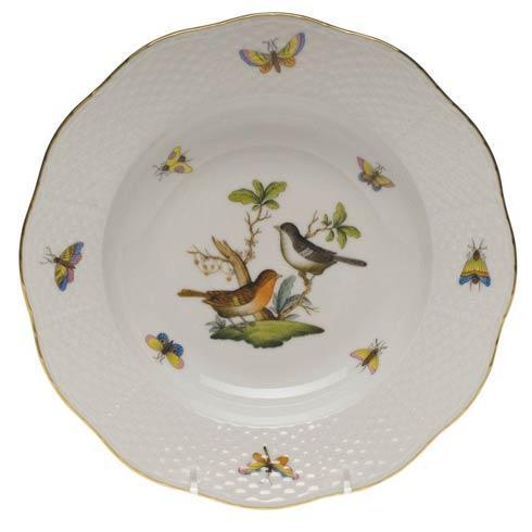 Rim Soup Plate - Motif 05