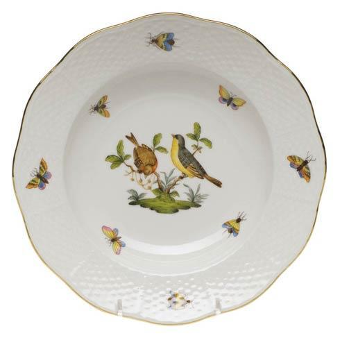 Rim Soup Plate - Motif 07