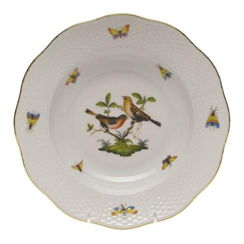 Rim Soup Plate - Motif 09