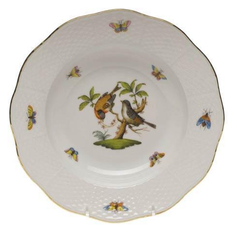 Rim Soup Plate - Motif 12