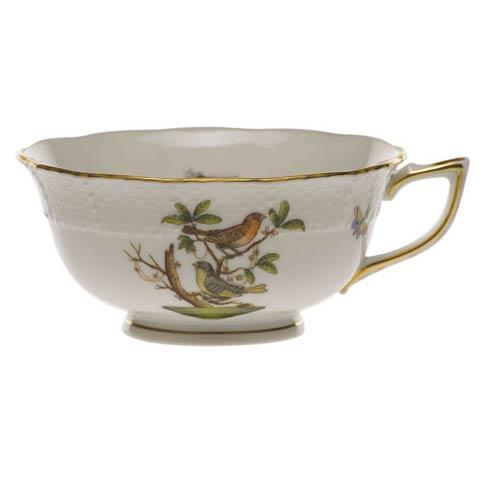 Tea Cup - Motif 03