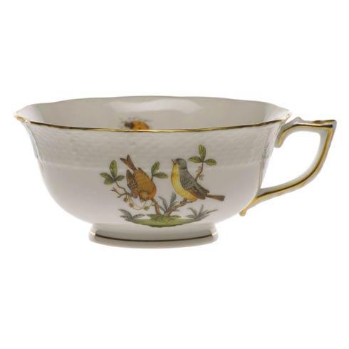 Herend Rothschild Bird Original (no border) Tea Cup - Motif 07 $140.00