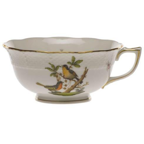 Herend Collections Rothschild Bird Tea Cup - Motif 08 $140.00