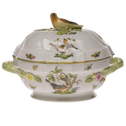 $1,570.00 Tureen W/Bird