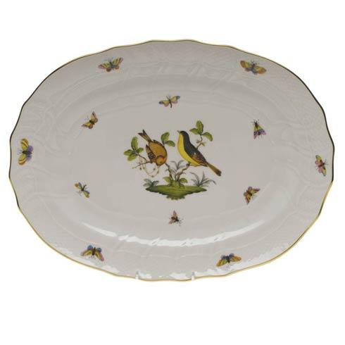 Herend Collections Rothschild Bird Platter $560.00