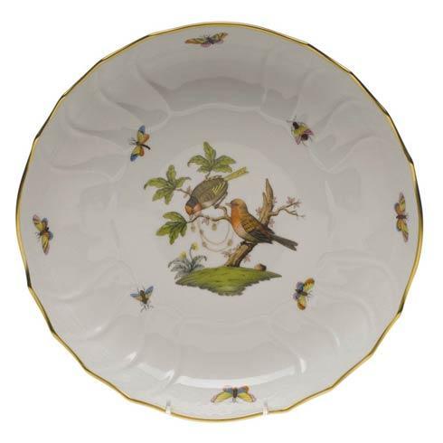 Herend Rothschild Bird Original (no border) Open Veg Bowl $290.00