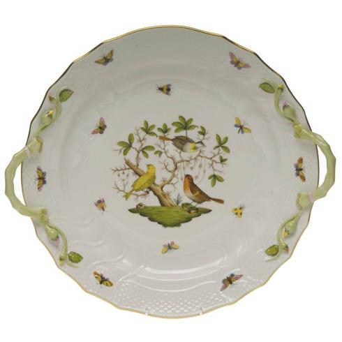 Chop Plate W/Handles