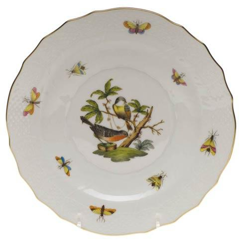 Herend Rothschild Bird Original (no border) Salad Plate - Motif 02 $130.00