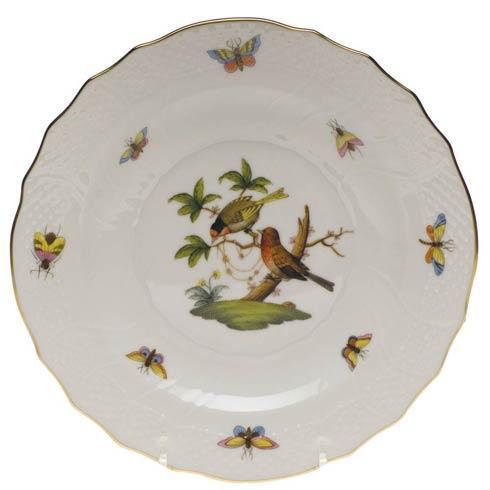Herend Collections Rothschild Bird Salad Plate - Motif 10 $130.00