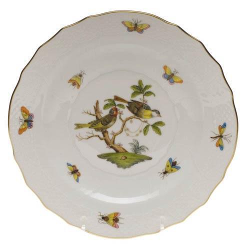 Herend Collections Rothschild Bird Salad Plate - Motif 11 $130.00