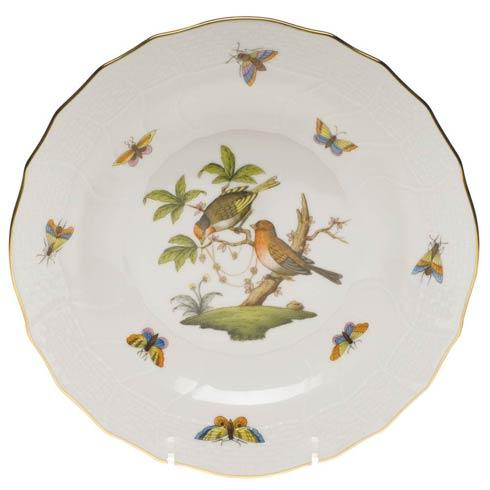 Herend Rothschild Bird Original (no border) Dessert Plate - Motif 10 $165.00