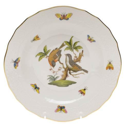 Herend  Rothschild Bird Dessert Plate - Motif 12 $165.00