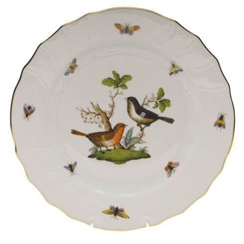 Herend Collections Rothschild Bird Dinner Plate - Motif 05 $175.00