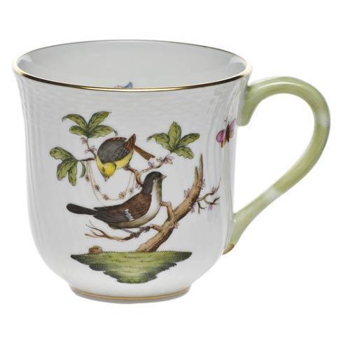 Herend Collections Rothschild Bird Mug - Motif 01 $190.00