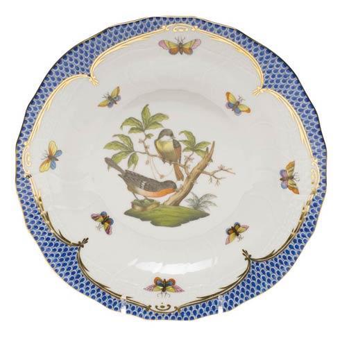 $385.00 Dessert Plate - Motif 02