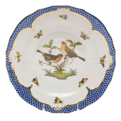$385.00 Dessert Plate - Motif 09