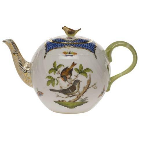 $625.00 Tea Pot W/Bird
