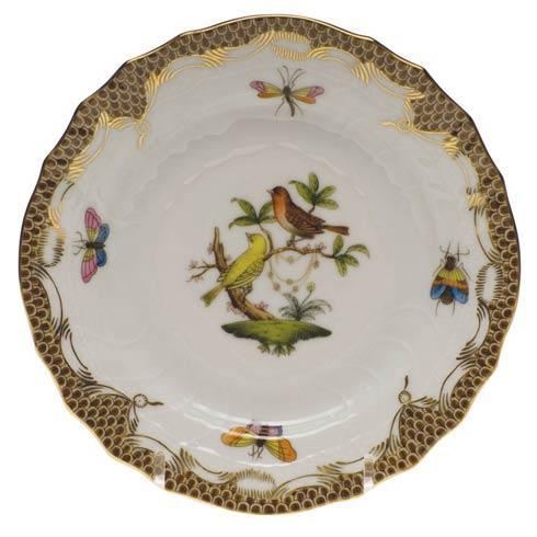 $280.00 Bread & Butter Plate - Mo 06
