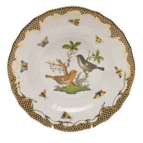 $385.00 Dessert Plate - Motif 05
