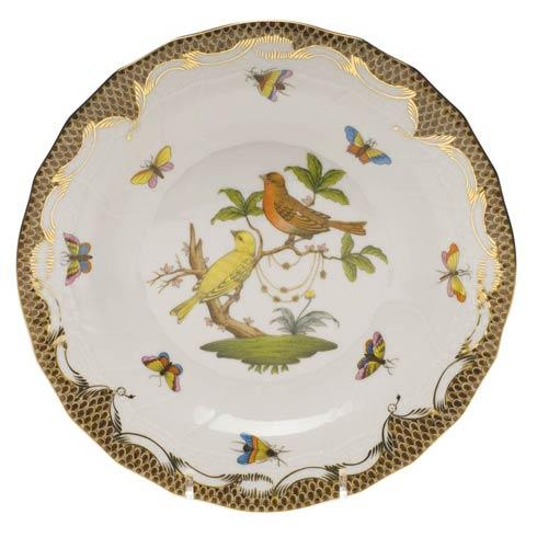 $385.00 Dessert Plate - Motif 06