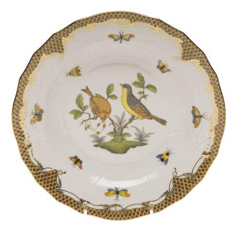$385.00 Dessert Plate - Motif 07