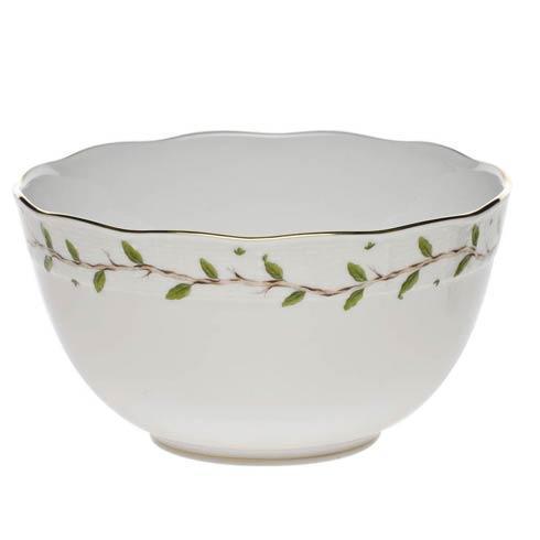 Herend  Rothschild Garden Round Bowl $200.00